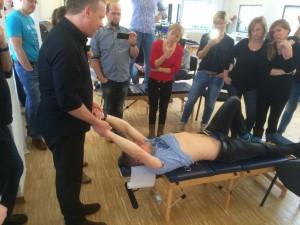 Integrale Chiropraktik Depenthal Seminar - 3