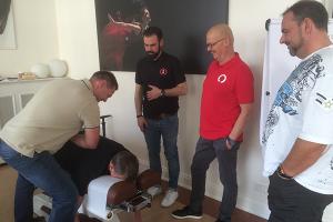 Kiso-Methode: Chiropraktik-Seminar mit Dr. Craig Cain (DC) in Hamburg