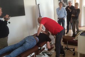 Chiropraktik-Seminar zur Kiso-Methode bei Chiropraktik Campus