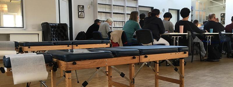 Chiropraktik Ausbildung