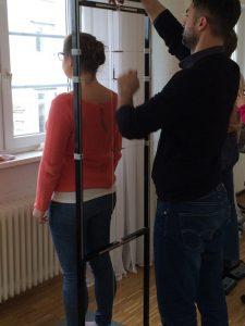 SOT Seminar – Messung mit dem Spinalyzer bei Chiropraktik Campus in Hamburg