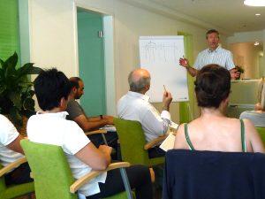Chiropraktiker-Seminar Praxismanagement