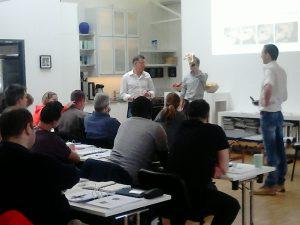 FSST-Seminar beim Chiropraktik Campus