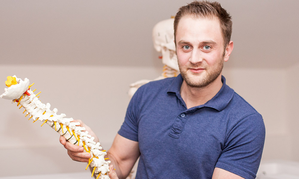 Chiropraktiker Ausbildung Rabih Succari