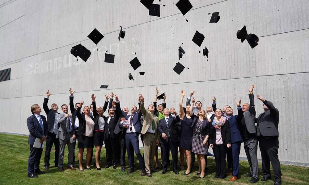 Masterabsolventen 2017