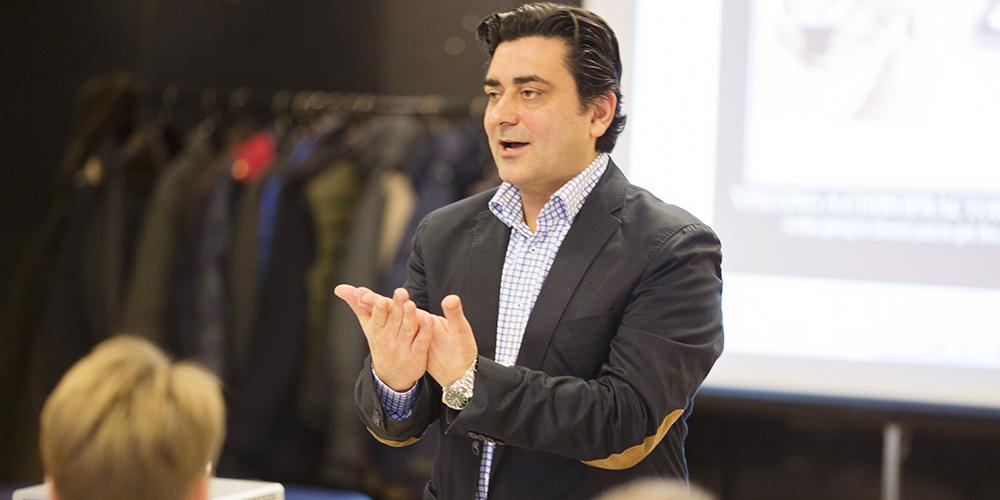 Chiropraktische Ausbildung mit Dozent Marco Djahanbaz