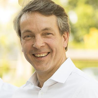 Geschäftsführer von Chiropraktik Campus, Jaan-Peer Landmann