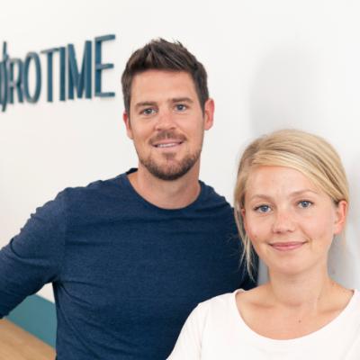 Verena und Thorsten Bäcker